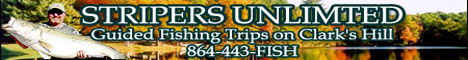 Stripers Unlimited, Inc.!